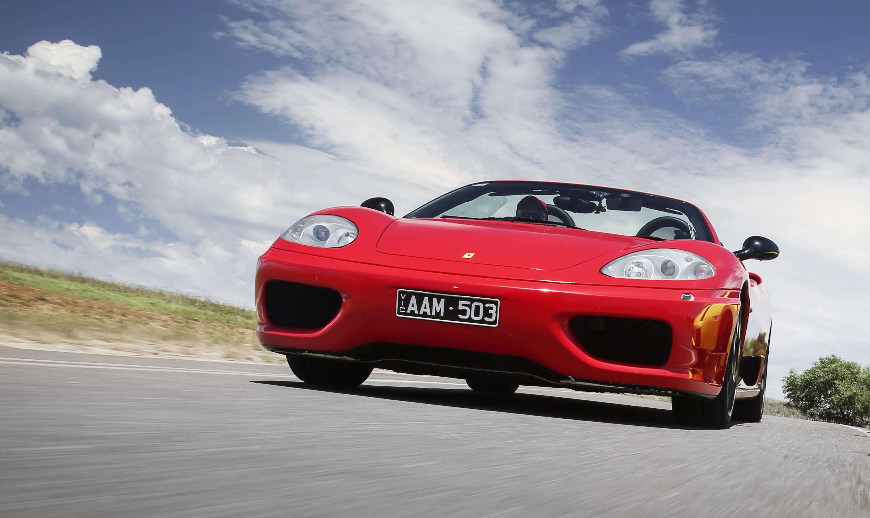 Drive a Ferrari, 30 Minutes - Mornington Peninsula