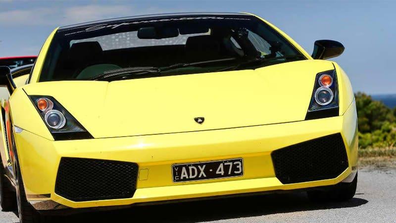 Drive a Lamborghini, 30 Minutes - Melbourne