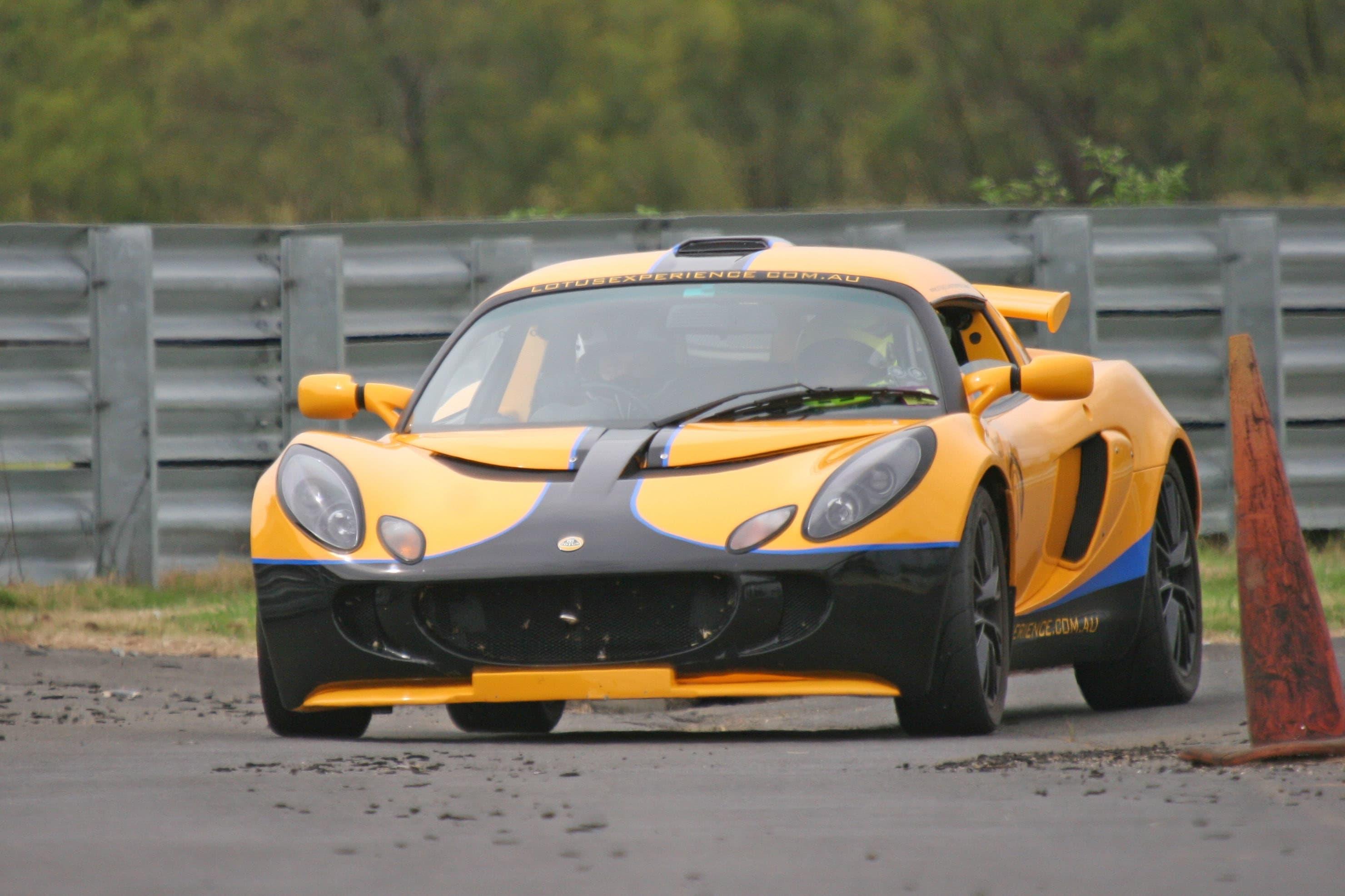 Lotus Exige Race Experience Half Day - Queensland Raceway