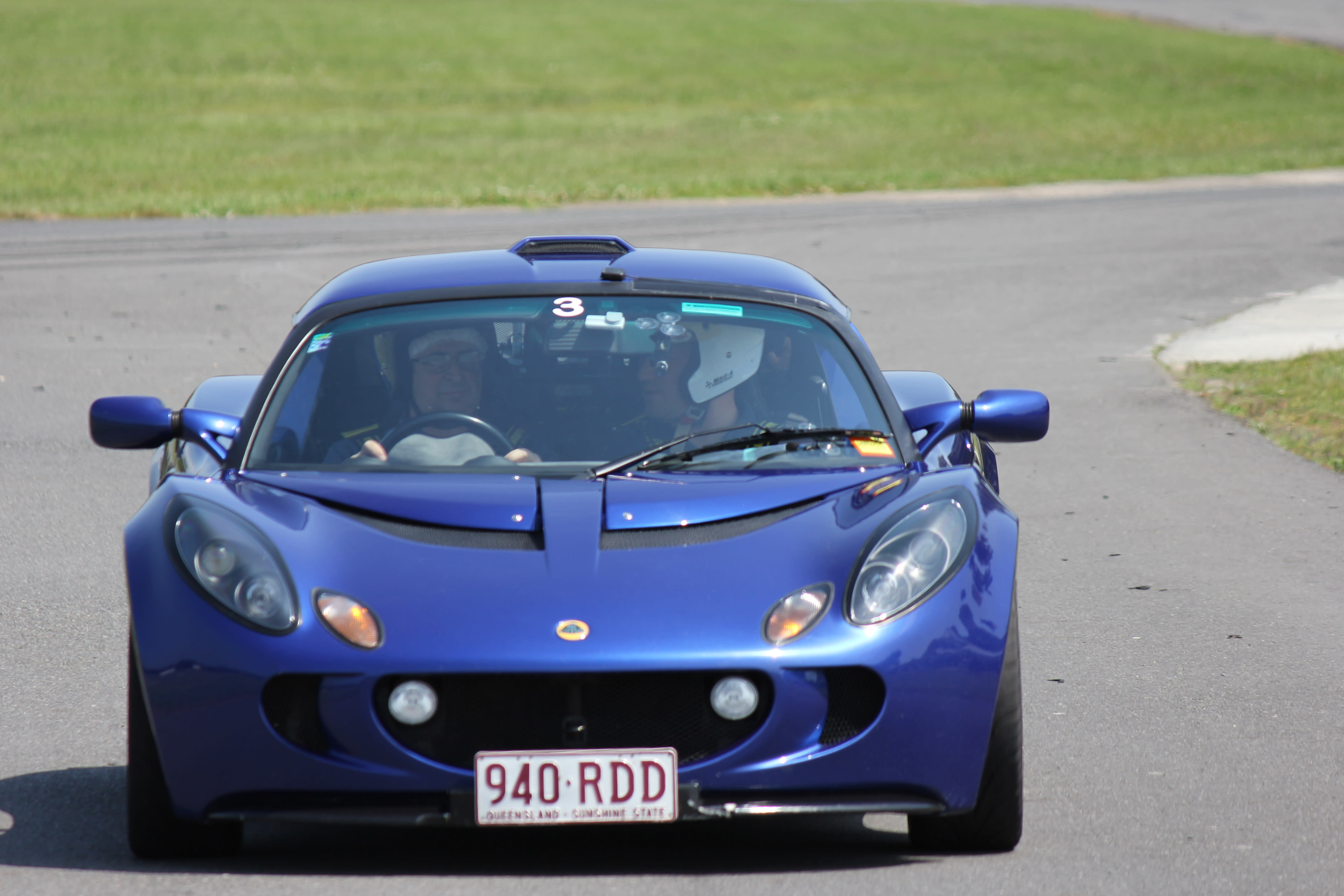 Lotus Exige 6 Lap Drive & 2 Hot Laps, With Paul Stokell - Queensland Raceway