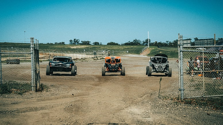Can-Am Maverick X3, 4 Lap Drive & 1 Hot Lap - Perth