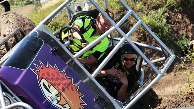 Extreme 4x4, 2 Course Drive & 1 Lap Ride - Melbourne