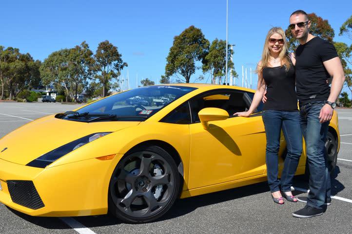 Drive a Lamborghini, 30 Minutes - Yarra Valley