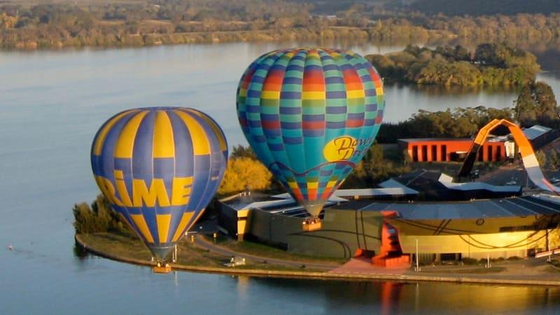 Hot Air Balloon Flight, Weekend - Canberra