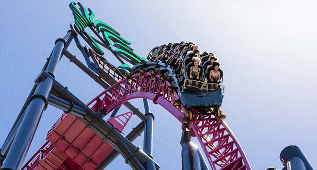 7 Day Super Pass to the theme parks