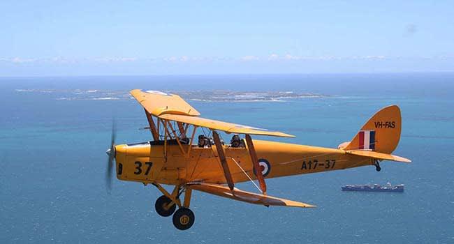 Tiger Moth Scenic flight