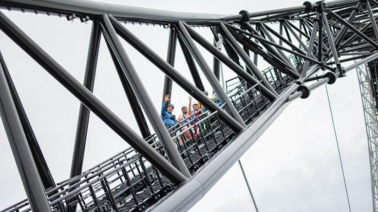 Perth Bridge Day Climb, 90 Minutes - Perth
