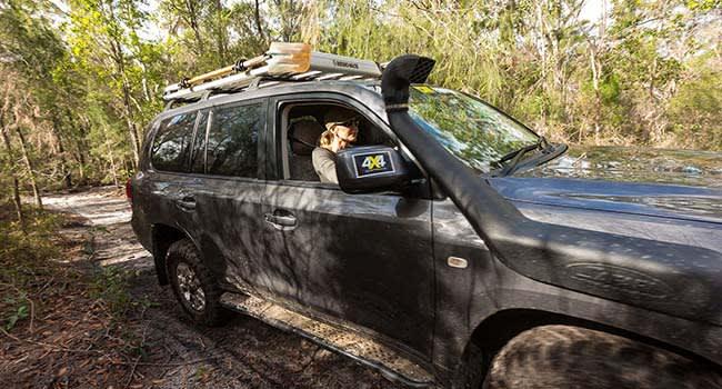 Girls Only 4WD Adventure, Fraser Island