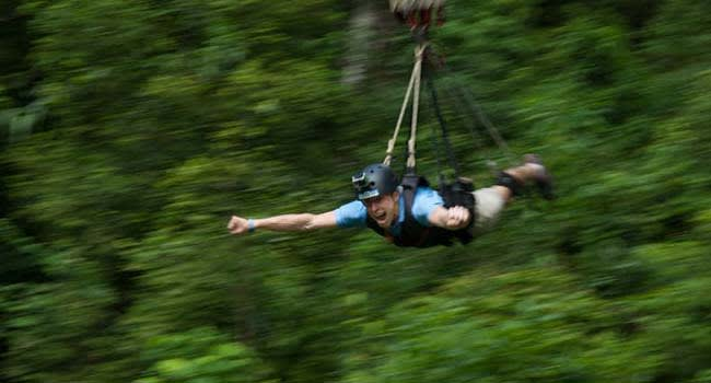 Giant swing, Cairns