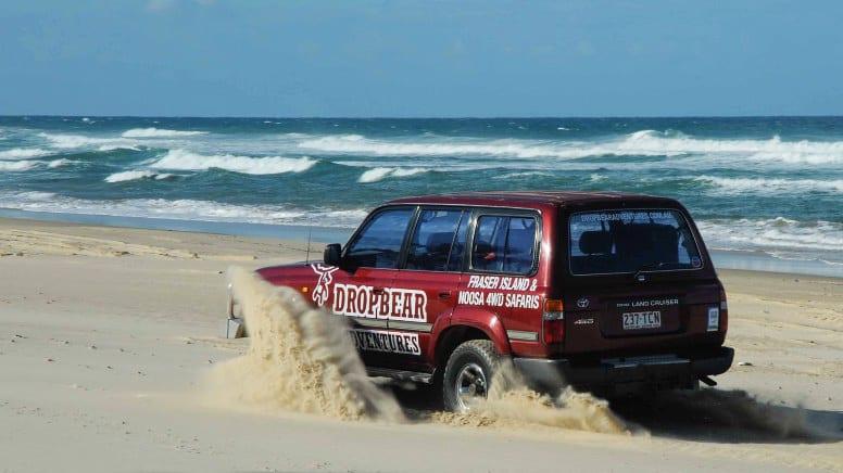 4WD Adventure Tour, 3 Days - Fraser Island