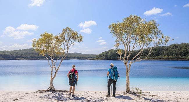 3 Day Fraser Island Coast to Coast Hike