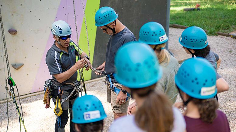 Rock Climbing, Abseiling & Zipline Adventure - Adelaide