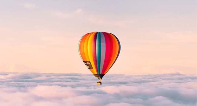 @SenorMakis – Hot air balloon, Geelong