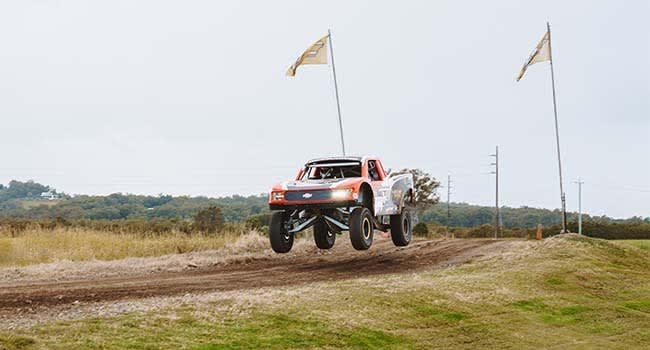 @JacquiaBell - Off Road V8 Race Buggies, Gold Coast