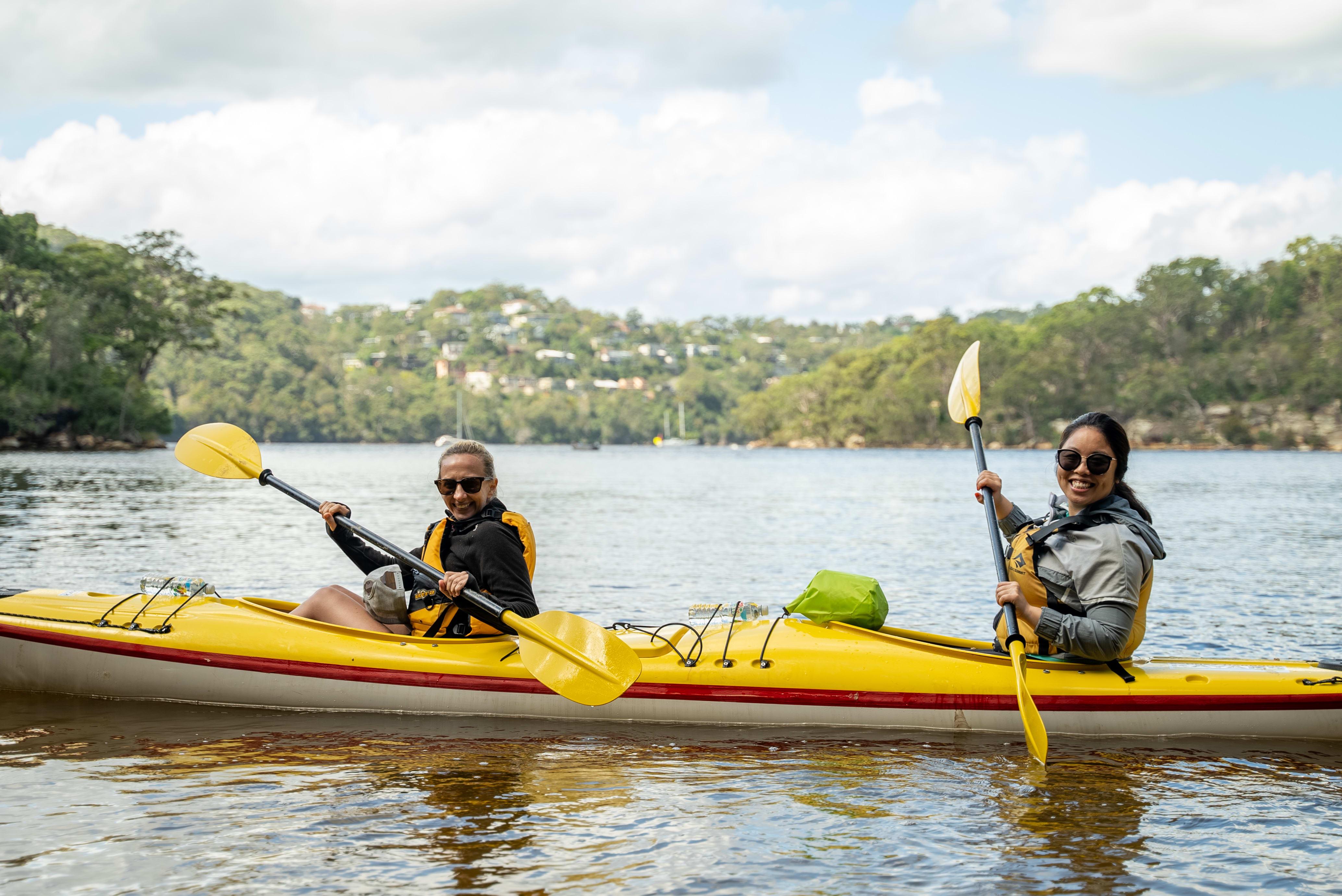 Experience 2: Kayaking Tour – Cairns