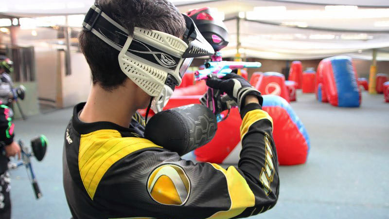 Experience 3: Paintball Experience – Adelaide