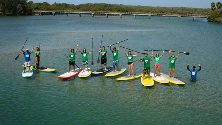 Experience 5: Stand Up Paddle Boarding – St Kilda