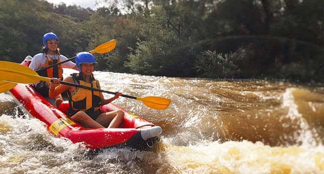 Melbourne: Whitewater Kayaking