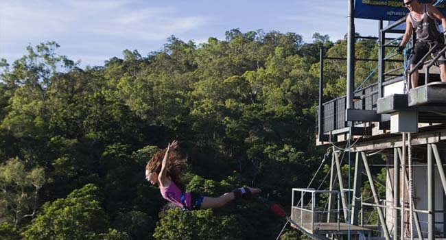 Cairns: Bungy Jump