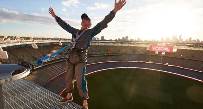 Optus Stadium HALO Climb Adventure, Perth