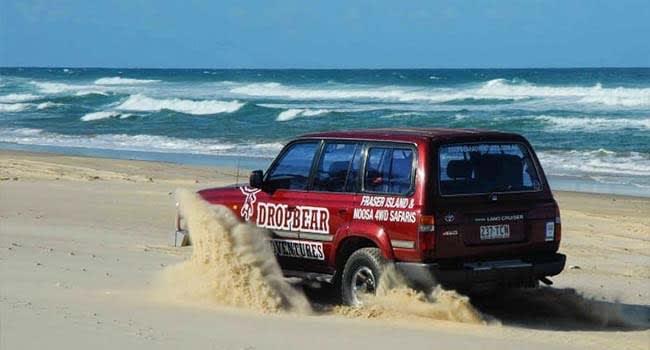 4WD Adventure Tour, Fraser Island