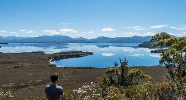 Southwest National Park Tour with Flights & Cruise, Hobart