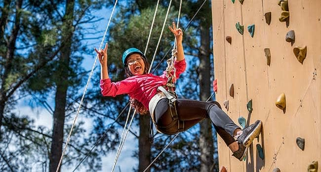 Rock Climbing & Abseiling, Adelaide