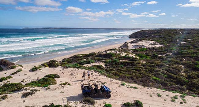 Kangaroo Island: Guided Buggy Tour