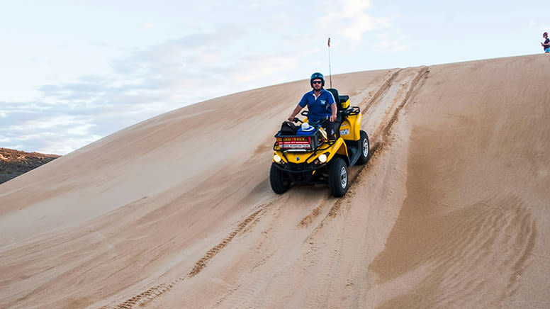 Quad Biking & Turtle Spotting Adventure, 2 Hours - Coral Bay - Adult and Child
