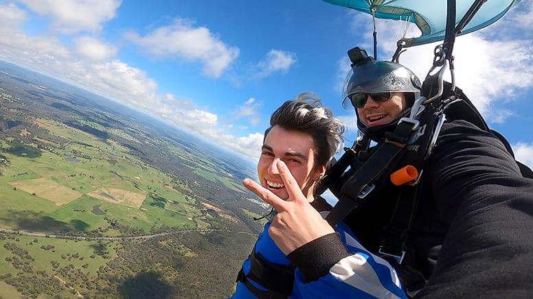 Tandem Skydive, 15,000ft - Sydney
