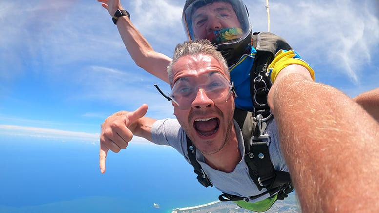 Tandem Skydiving Over the Beach, Up to 12,000ft - Gold Coast
