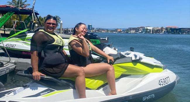 Jet Ski Broadwater Adventure