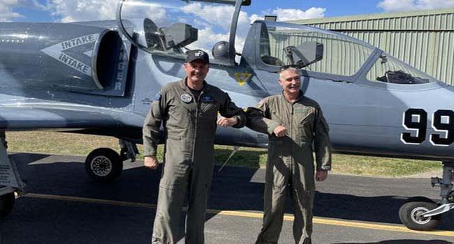 L-39 Jet Fighter Aerobatic Flight, Brisbane
