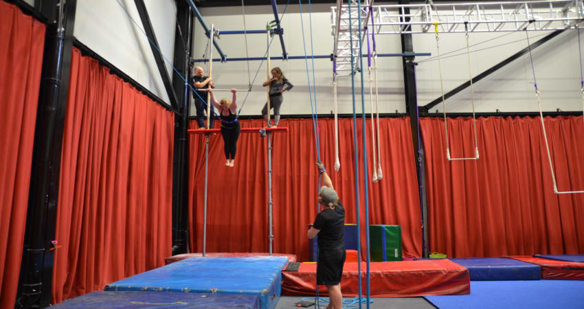 Flying Trapeze Workshop - Melbourne