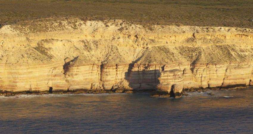 Kalbarri River Gorges and Coastal Cliffs Flight