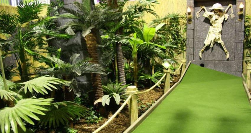 Indoor Mini Golf 18 Hole Course - Sydney