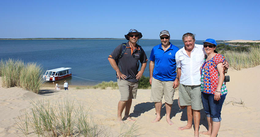 Cruise The Coorong National Park Tour with Lunch - Adelaide