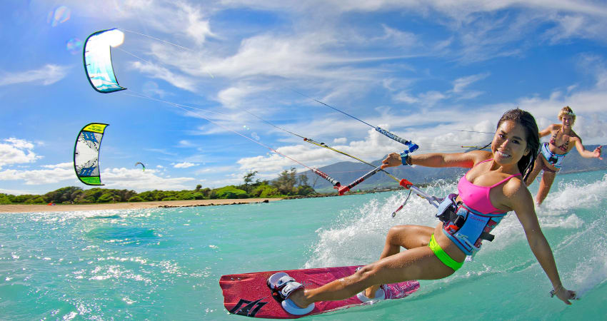 St Kilda Kiteboarding Private Tuition 2 Hours Adrenaline