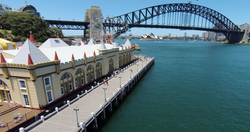 WINTERFEST 2019 Luna Park Unlimited Rides Pass (height 130cm+) - Sydney