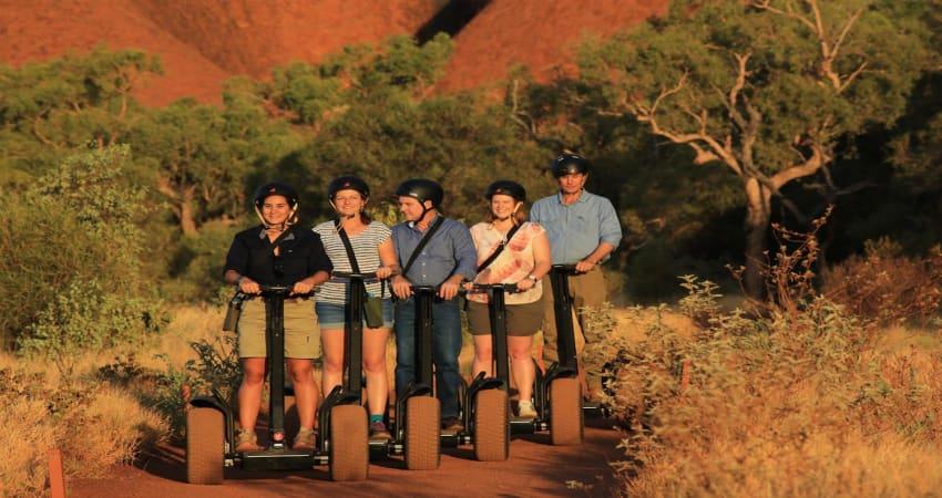 Uluru By Segway Sightseeing Tour with Transfers - Uluru