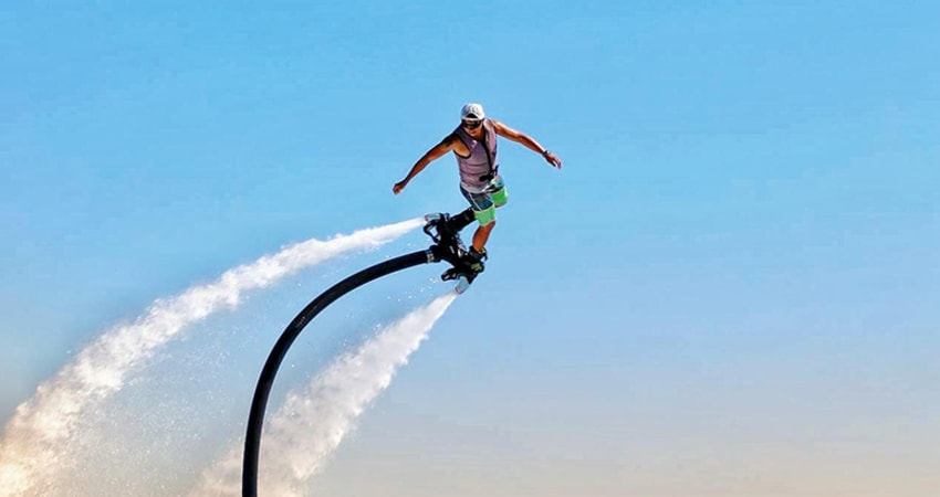 Flyboard Introduction Experience ,15 Minutes - Perth