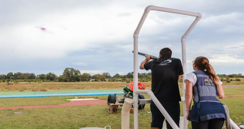 Clay Target Shooting Experience - Perth