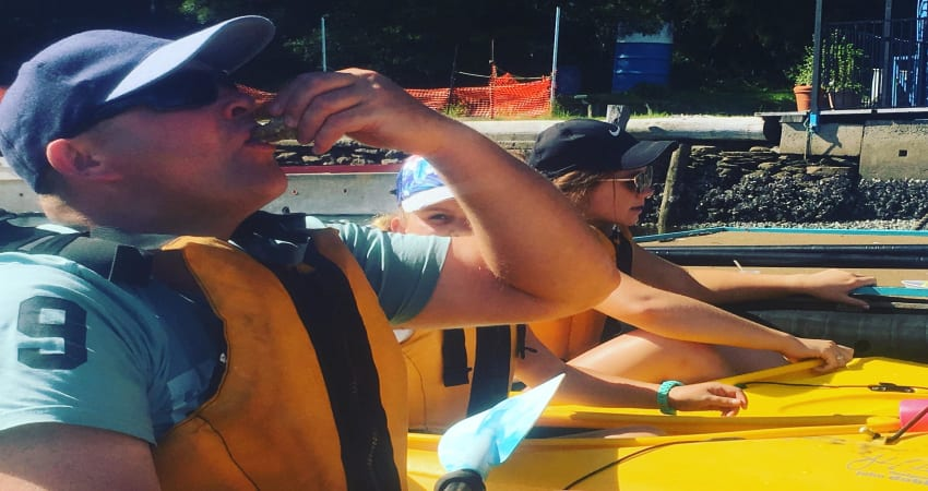 Batemans Bay Day Tour with Kayaking - Departs Canberra