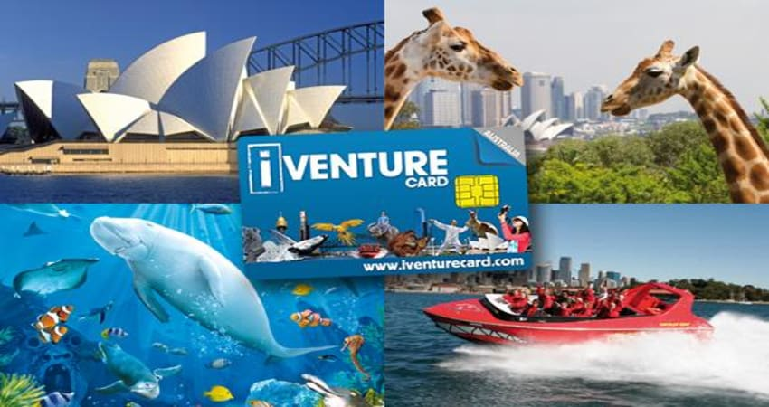 Sydney Unlimited Attractions Pass - 7 Day