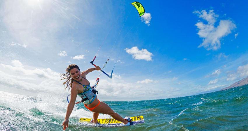 3 x 2 Hour St Kilda Beach Kiteboarding Lessons - St Kilda