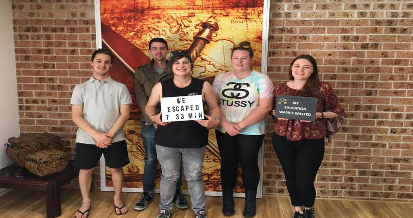 Escape Room Experience, 90 Minutes For 3 - Galston, Sydney