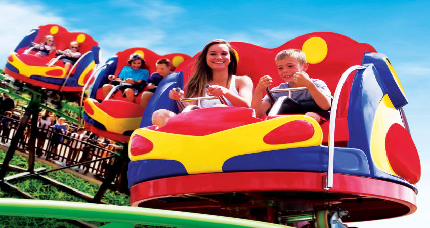 Adventure Park Family Day Pass - Geelong