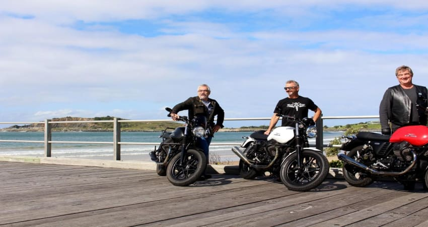 North Coast Motorbike Tour with Lunch, Full Day - Coffs Harbour