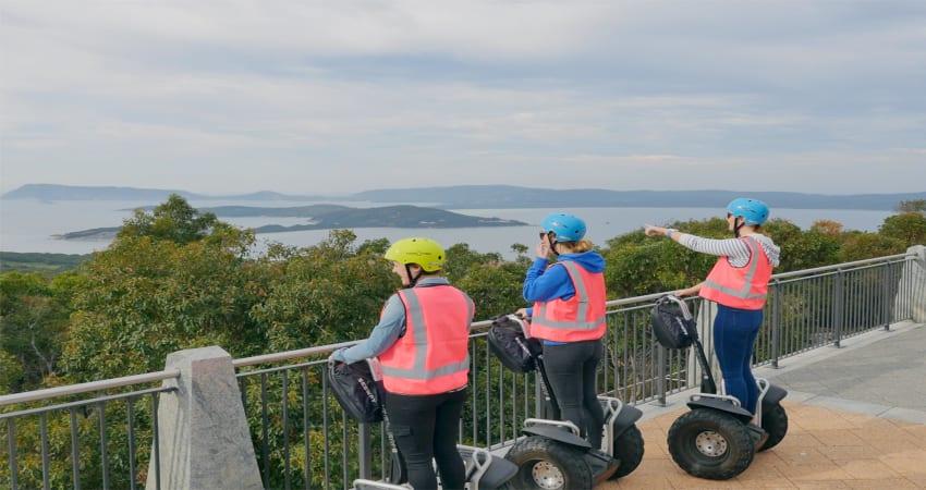 Summit to Sea Segway Tour 90 Minutes - Albany