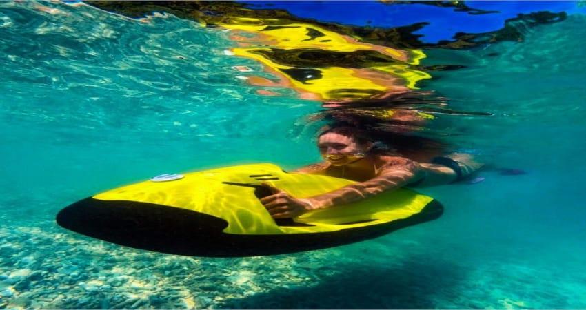 Rottnest Island Seabob Snorkel Tour - Perth